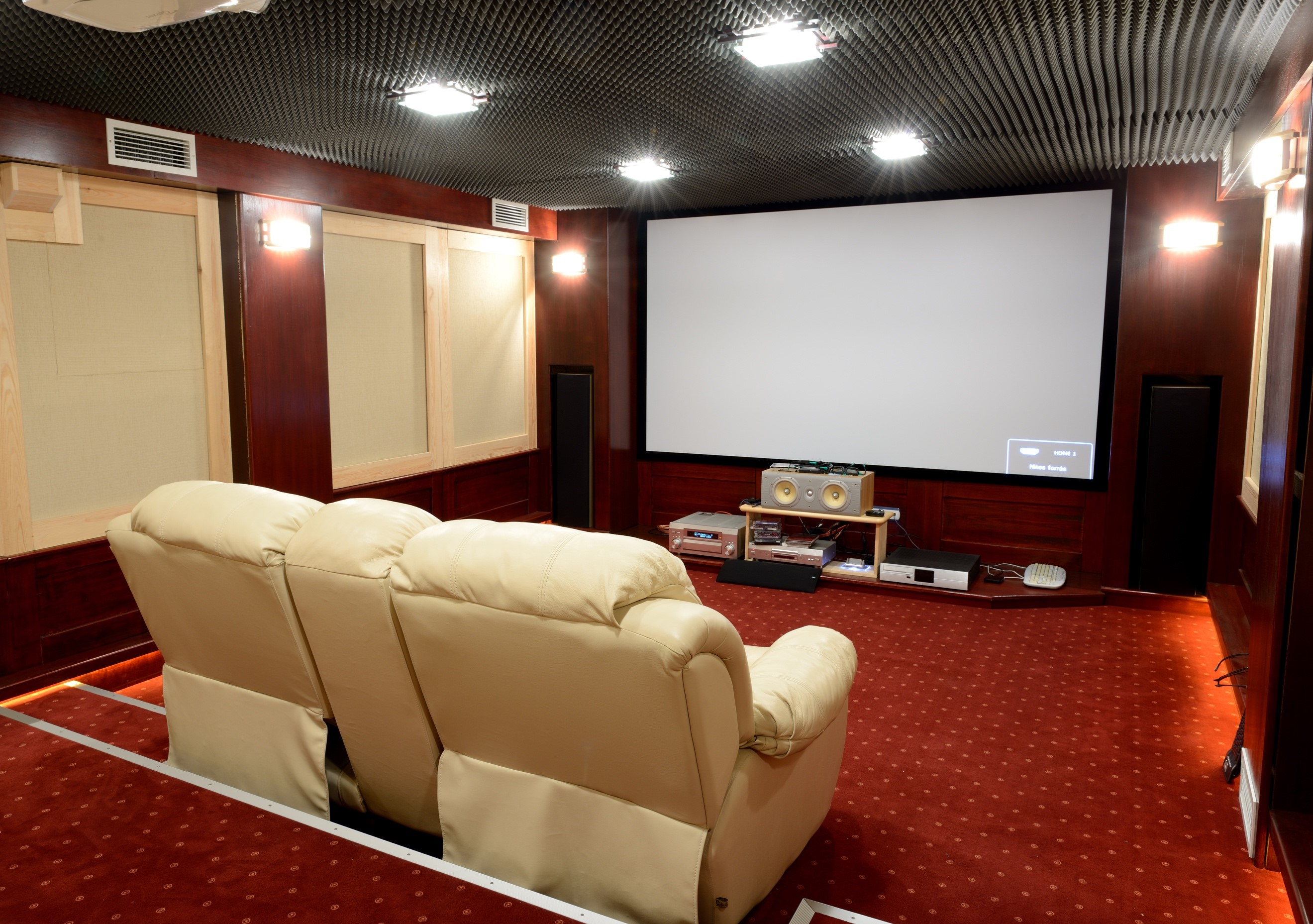 Shadow Home Theater Installation San Antonio